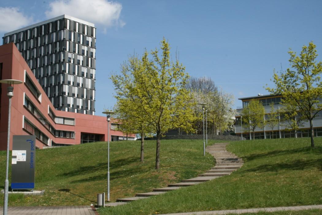 Science Park Saarland - OKINLAB